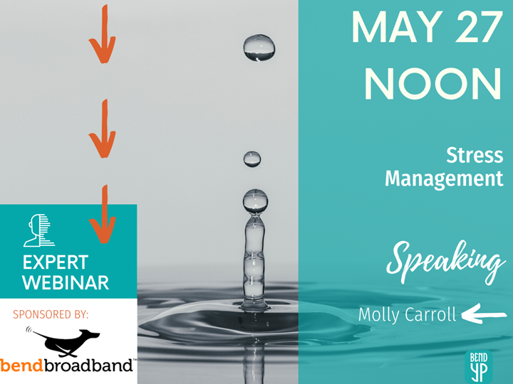 Stress Management with Molly Carroll