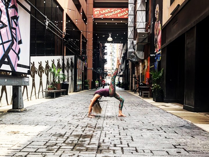 Vinyasa Flow with Mary Beth Scanlon