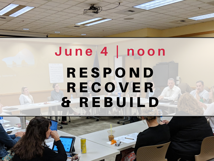 Respond, Recover and Rebuild w/ City Club