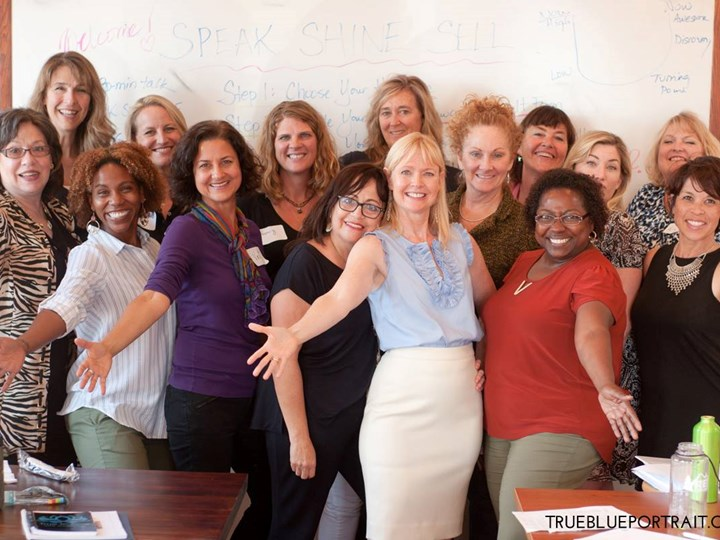 Speak Shine Sell: A 1-Day Workshop to Create Your Client-Attracting Signature Talk